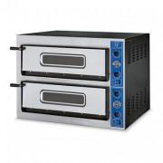 Four à pizza cuisson sur pierre réfractaire - Température : 50°C à 500°C