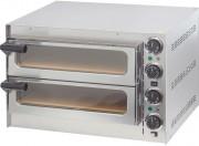 Four à pizza double chambres - Température de 50° C à  300° C