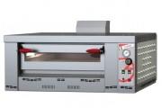 Four à pizza gaz allumage électronique - Dimensions extérieures du four : 148 X 140 X 47 cm