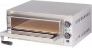 Four à pizza professionnel 1 chambre - Température de 50°C à 300°C