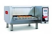 Four convoyeur à pizza électrique - Dimensions chambre de cuisson : 40 x 57 x 9 cm