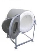 Four de réchauffage et traitement thermique - Diamètres intérieurs (mm) : 300 - 500