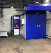 Four epoxy (gaz ou électrique) - Four de séchage pour revêtement en poudre