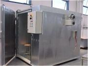 Four industriel - Température : 400 / 600 °C
