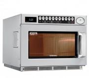 Four micro-onde grill - 23 L, dimension  L 48,5 x H 28 x P 40