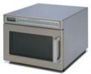 Four micro-ondes à touches - Temps de cuisson : 60 minutes - Sytème de contrôle :  Touches