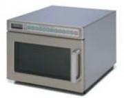 Four micro ondes inox programmable professionnel - Temps de cuisson : 60 minutes - Sytème de contrôle :  Touches