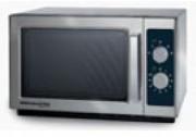 Four micro ondes multi cuissons en inox - Temps de cuisson maxi : 10 minutes - Sytème de contrôle : Boutons