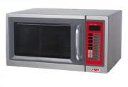 Four micro-ondes professionnel inox - Puissance (W) :  1000 - Dimensions : L 510 x P 430 x H 310  - Capacité  (L) : 25