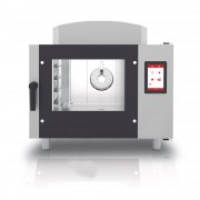 Four mixte à injection avec écran tactile - Dimension (L x P x H) mm : Jusqu'à  880  x 1200  x  2055 – Modèle gaz