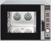 Four mixte électronique 10.8 Kw - Puissance : 10,8 Kw - Format : 5 X GN1/1 - Température : mini / maxi 30/260°C