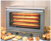 Four multifonctions inox - Puissance en Kw : 3 - Thermostat 0 à 300° C