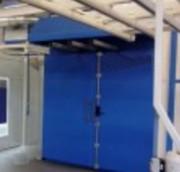 Four peinture de polymérisation - Degré de température : De 180 ° C à 220 ° C