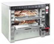 Four pizza à gaz - Dimensions (mm) :Jusqu'à 1300 x 850 x 760