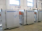 Four statique pour traitement thermique - Parfaite polymérisation des peintures liquides/en poudre