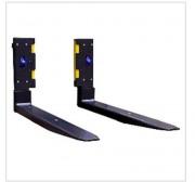 Fourche peseuse sans câblage - Capacité : 2500kg / 5000kg   -  Surcharge jusqu'à 200 %