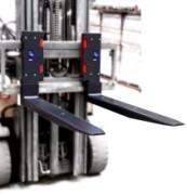 Fourches peseuses compactes - Capacité de charge : 2500 - 3000 - 5000 kg