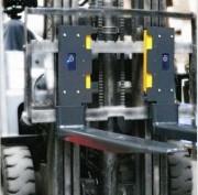 Fourches peseuses polyvalentes - Capacité de charge : 2500kg/2kg - 3000kg/2kg - 5000kg/5kg