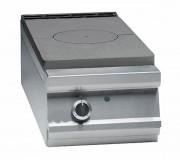 Fourneau coup de feu avec thermostat - Plaque coup de feu avec brûleur de 5,25 kW  ou 11,75 kW