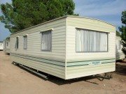 Fournisseur mobil home occasion - Surface : 23 m2