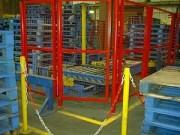 Fourniture d'équipements périphériques de cellules robotisées - Protection de la zone de travail
