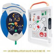 Défibrillateur cardiaque - Défibrillateurs conforment avec la loi en vigueur