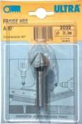 Fraise conique 90° - Longueur (mm) : de 50 à 67