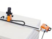 Fraiseuse à scie mobile - Fraiseuse à scie mobile pour pièces moulées