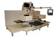 Fraiseuse aléseuse semi-banc fixe de grande capacité - Vitesse de broche : Variable de 70 à 3800 T/mn