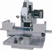Fraiseuse aléseuse semi-banc fixe DF3-MA - Courses: 1000*480*700 mm