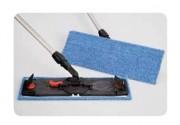Frange plate microfibre