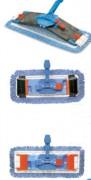 Frange rubbermaid pour ménage - Dimensions : de 41 x 14 à 51 x 17 cm