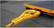 Frein à inertie pour remorque - FRIH Frein de ralentissement à inertie hydraulique et frein de parking