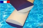 Frites piscine ovales - Dimensions (L x l x h) : 100 x 13.7 x 7.5 cm