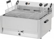 Friteuse à beignets électrique 30 L - Dimensions panier : L 585 x P 445 x l 80 mm