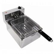Friteuse à beignets électrique 4 litres - Capacité (L) : 4 litres