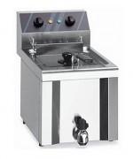 Friteuse électrique professionnelle 6 à 12 litres - Capacité : 6, 8 ou 12 Litres