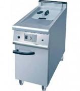 Friteuse gaz professionnelle - Capacité 21 Litres - 1 Cuve