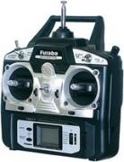 FUTABA RADIO 6 V 6EXA ACCUS - 070995-62