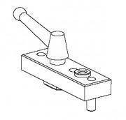 Gabarit de perçage pour antennes polaires - Gabarit GPA 01 610