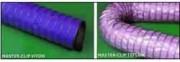 Gaine d'aspiration et de soufflage - Environnement corrosif - Température : de -260° à +400°C