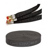 Gaine de protection câbles et flexible - Diamètre intérieur (mm) : de 17 à 78
