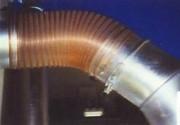 Gaine souple aspiration copeaux et liquides - Aspiration de copeaux, de brouillards d'émulsion ou d'huile entière