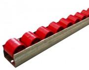 Galet en ligne cylindrique - DIN 9033