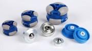 Galets acier multidirectionnels - Enveloppe acier