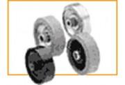 Galets de manutention pour pièces automobiles - Diamètre du galet : 48 mm