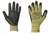 Gant anti coupure nitrile imperméable