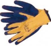 Gant anti-coupures bleu tricoté Taille 8 et 9