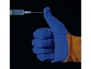 Gant de protection hospitalier - Haute performance de résistance à la piqûre.