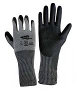 Gant de protection polyuréthane gris - Taille : De 8 à 10